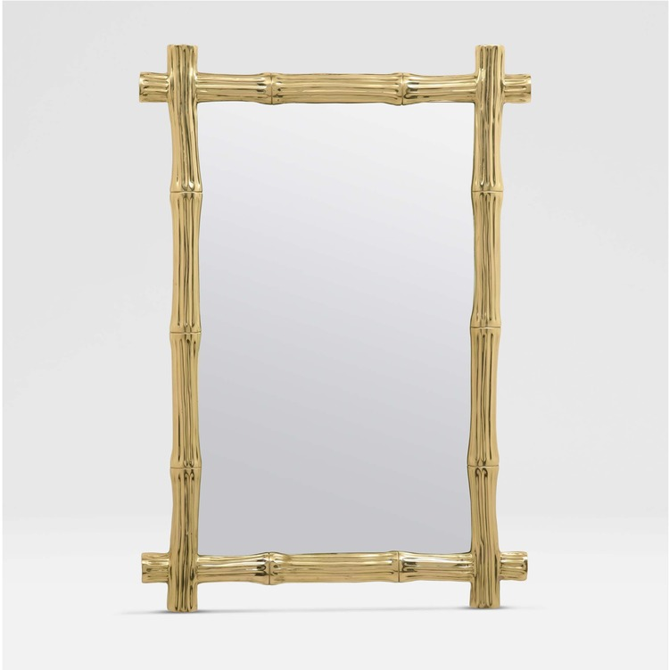 This Bamboo Mirror is a Standout