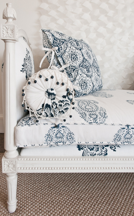 Boho Chic Bedding and Dreamy Wall Art
